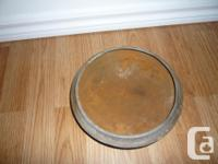 One Buick hubcap from approximately 1950's era for your