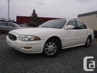 Make. Buick. Model. LeSabre. Year. 2002. Colour.