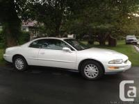 1997 Buick Riviera for sale. Physical body in