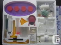Chemistry Lab with Everyday Products 150 Experiments