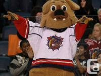 I have for sale tickets to upcoming Hamilton Bulldog