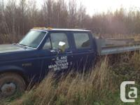 Make. Ford. Design. F-350. Year. 1993. Colour. Blue.