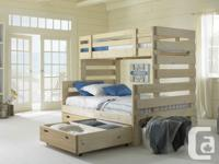 1800BunkBed's are built by local craftsmen in almost