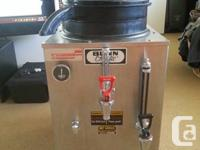 A great investment for your bar or shop. Refurbished,