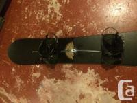 4 snowboards for sale, (1 with no bindings) & 4 boots