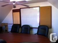 Office Furniture for Sale. Total price $4,950.00.