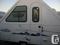 GREAT DEAL 2008 CHALET ARROWHEAD USED SIX TIMES NEW