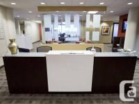 4 Months Free Office:.  Regus Brampton opened up on
