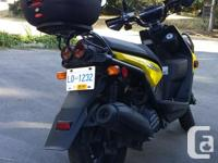 Make Yamaha Year 2009 kms 22000 2009 Yamaha Scooter,