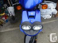 Make Yamaha Year 2005 I have for sale a good running