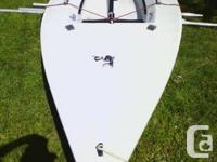 -Excellent condition, sailed in Olympics -Great for