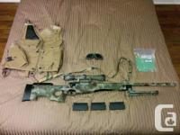 Selling my bundled C-TAC L96. Great deal for someone