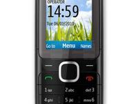 NOKIA C1 SWEET BAR PHONE NEW, COLLABORATE WITH FIDO