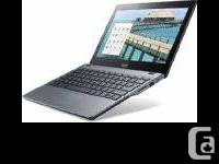 Acer C720 Chromebook (11.6-Inch, 2GB).  we have 28 new