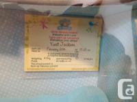 Cabbage Patch Baby Boy - New - Still in packaging For