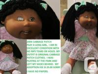 2004 Cabbage Patch Play Along Girl in excellent for sale  British Columbia