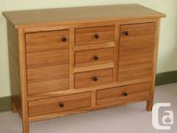We are selling this Bamboo/Cherry cabinet with cherry
