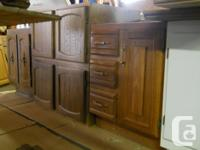 I am selling 3 Brand-new Cooking area Cupboards, 1