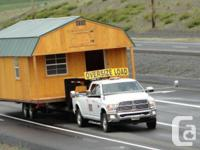Portable: Cabins, Garages, Storage Sheds, Guest Houses,