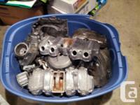 Cache of Honda CB 750 SOHC/DOHC AND CB650 ENGINE