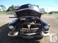 Make. Cadillac. Year. 1955. Colour. blue. kms. 111.