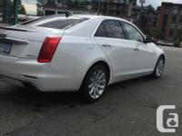 Make Cadillac Model CTS Year 2015 Colour White kms