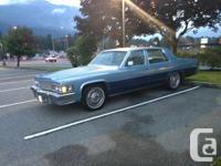 True original collector Cadillac. Beautiful condition,
