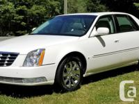 Make Cadillac Model DTS Year 2008 Colour White kms