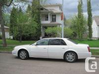 Make. Cadillac. Version. DTS. Year. 2005. Colour. Pearl