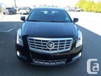Make Cadillac Model XTS Year 2014 Colour BLACK kms