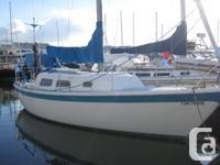 Cal 2-29 29' Sail Watercraft Sailboat.  $10499 OBO.
