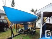I have a 20 foot Cal20 cabin sailboat for sale ... it