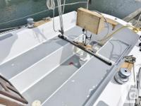 The Cal 29 is a great performance cruiser in an