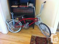 True California lowrider bike from Long Beach. A friend