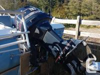 17' bowrider. 110 evinrude outboard runs well no