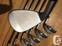 Callaway Golf Clubs Apex Irons CF16 Forged 4-PW Right