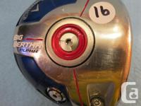 CALLAWAY RIGHT HAND MULTI ADJUSTABLE DRIVER One of the