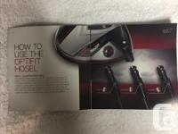 CALLAWAY RAZR FIT DRIVER AND THREE WOOD (Right