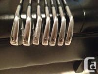 Callaway Tour Prototype Irons 4-PW. Std Length, 2