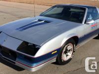Make Chevrolet Model Camaro Colour Silver Trans