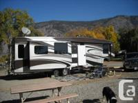 2011 F35SB3 (37 feet) CAMEO by Carriage. Including