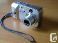 Olympus D595 5MP Digital Camera with 3x Optical Zoom