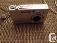 Casio digital camera (Ex-Z600) + 2 GB sd card: 6, used for sale  Quebec