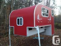Campeur pour boite a camion standard de 6.5 pieds. Bien
