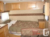 This is a beautiful 2010 camper just right for the