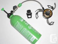Camping Optimus NOVA + Multi-fuel Oven Multifuel