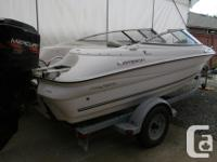Campion Allante, S505 16' Bow Rider with 115 hp Mercury