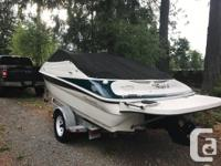Campion cuddy cabin. 19FT 2002 Model, was bought new in