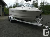 One -owner with 60 original hours on 4.3 MPI 225hp