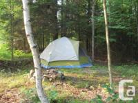 Basic rustic campsites for rental fee on personal